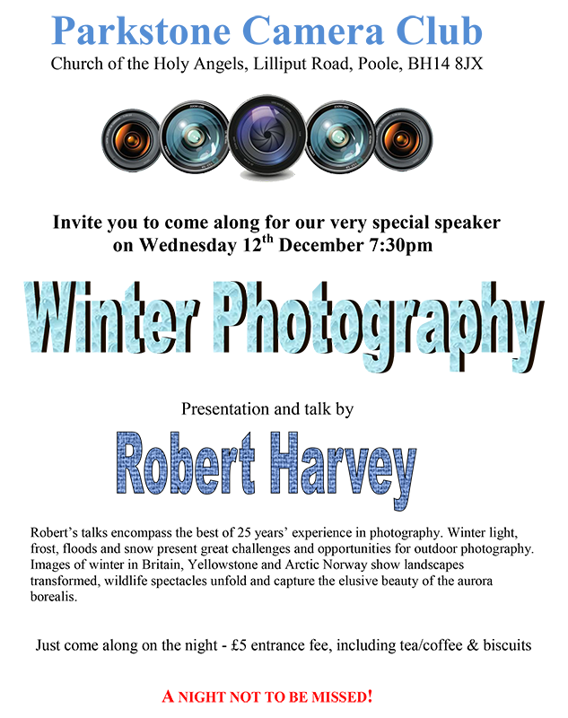 Robert Harvey poster